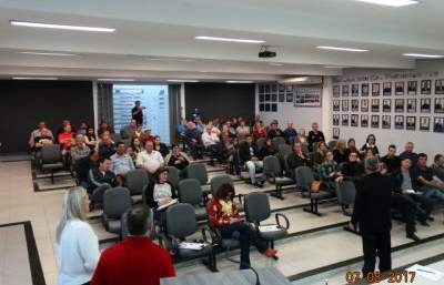 Audiência Pública 001/2017